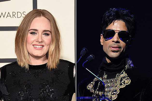 Adele Pays Tribute to Prince During Opening Show in Minnesota news