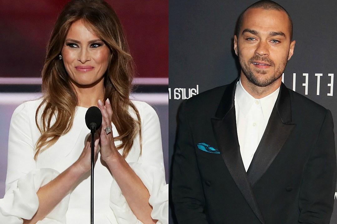 Jesse Williams, Charlamagne Tha God, Kandi Burruss and More Mock Melania Trump for Plagiarizing Michelle Obama's Speech news