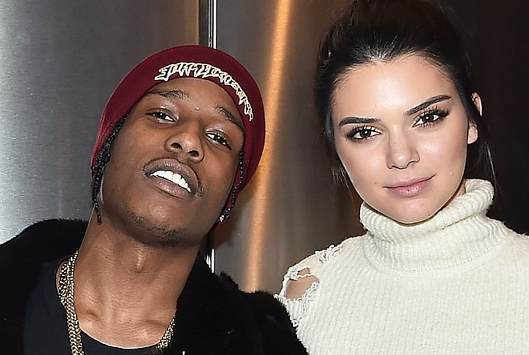 Kendall Jenner Is Reportedly Full on Dating' A$AP Rocky news