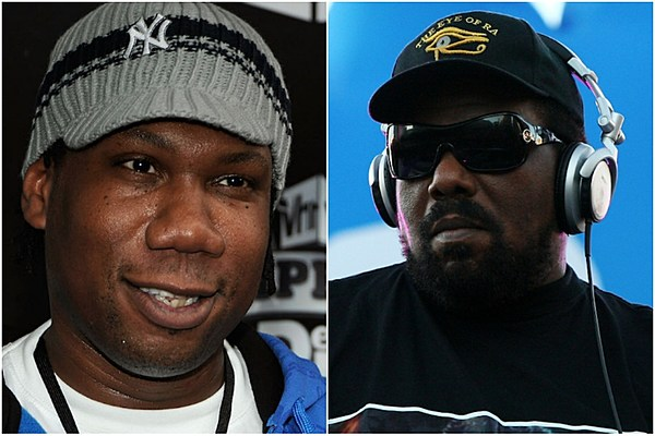 MC Shan Blasts KRS One's Defense of Afrika Bambaataa: 'You Got Something to Hide' news