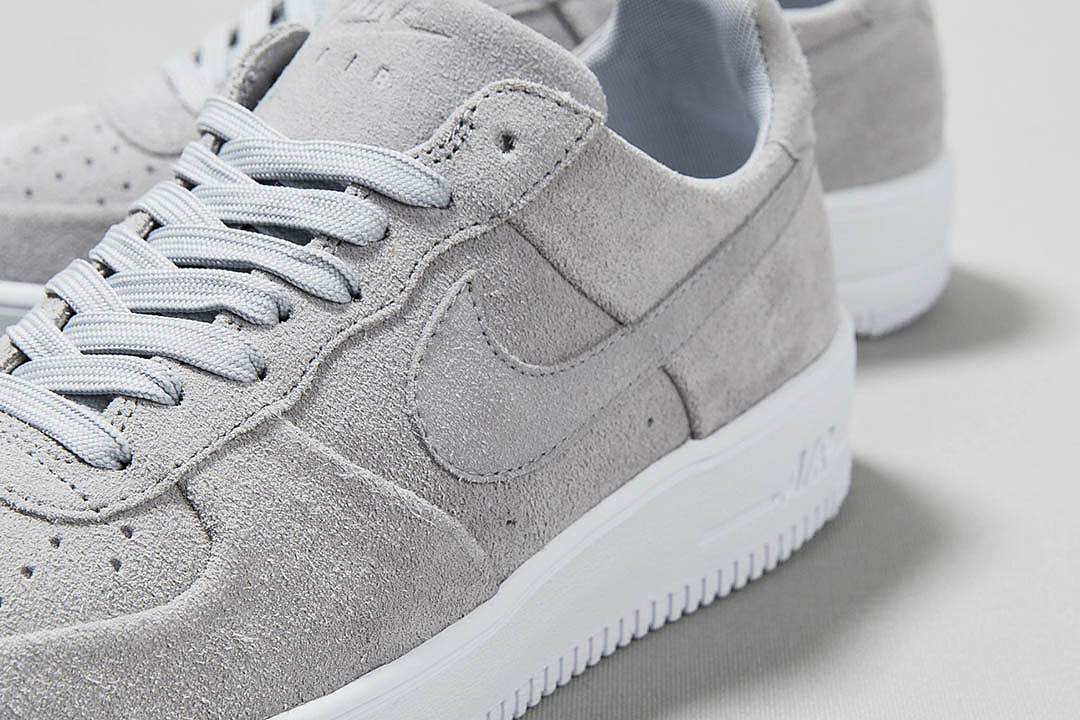 buy online 5dc07 f6f3f ... best price nike air force 1 ultraforce wolf grey 4c228 d448c