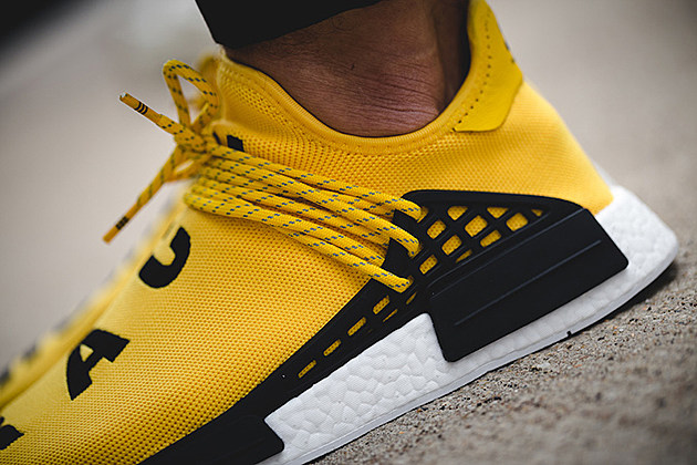 how to lace nmd pharrell human race tutorial diy