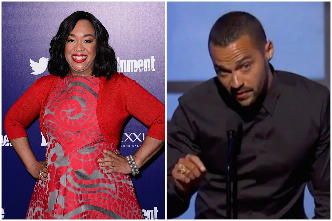 Shonda Rhimes on Jesse Williams: 'Boo Don't Need a Petition' news