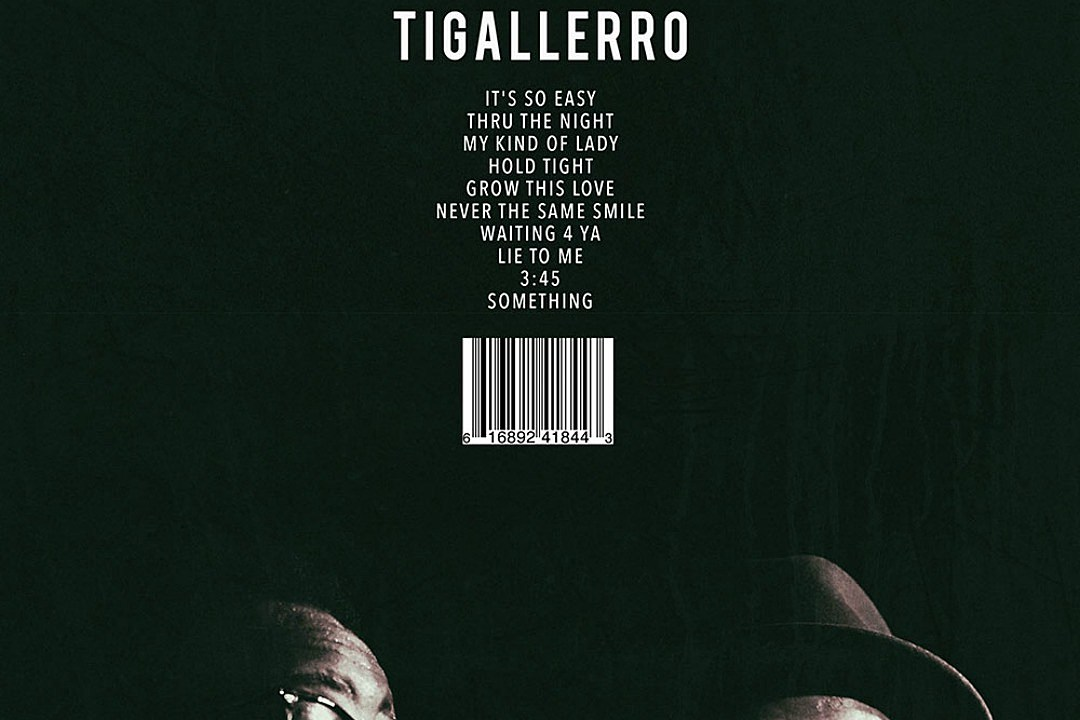 Phonte and Eric Roberson Drop Dope New Album 'Tigallerro' news