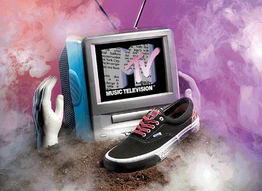 Vans Era Pro x MTV International news