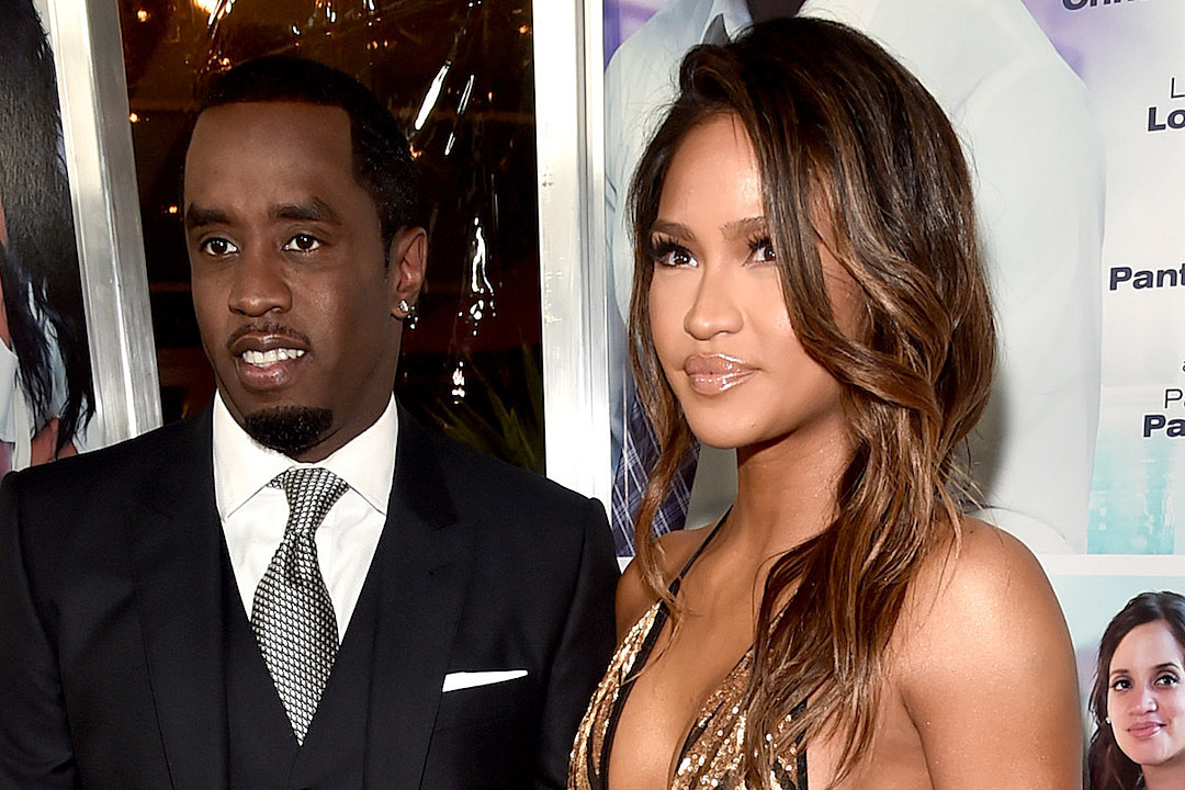 Police Called Over Sean Combs and Cassie Ventura Fight