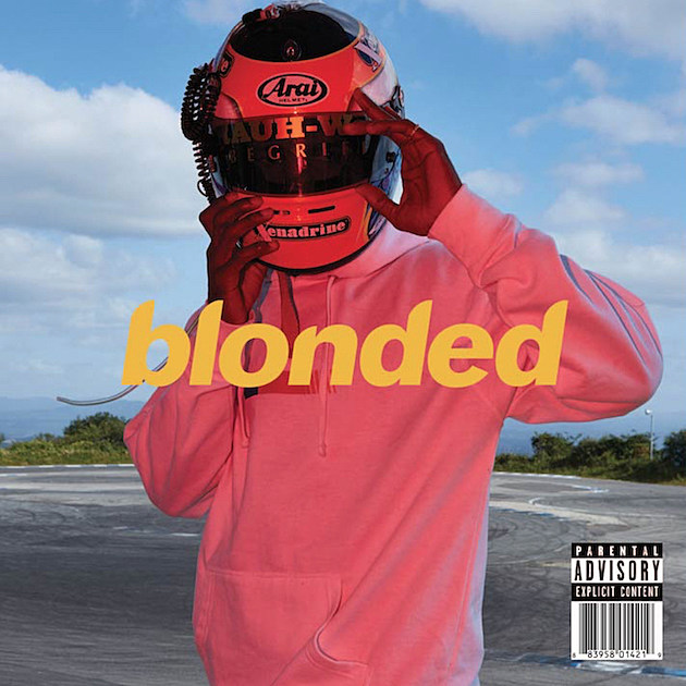 Frank Ocean's 'Blonde' Has Been Illegally Downloaded Over 750,000 Times news