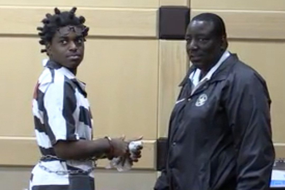 Kodak Black Arrested on Weapon and Marijuana Possession Charges news