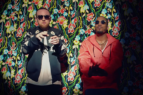 Watch Mac Miller, Anderson Paak Beat Breakups in Glowing 'Dang!' Video news