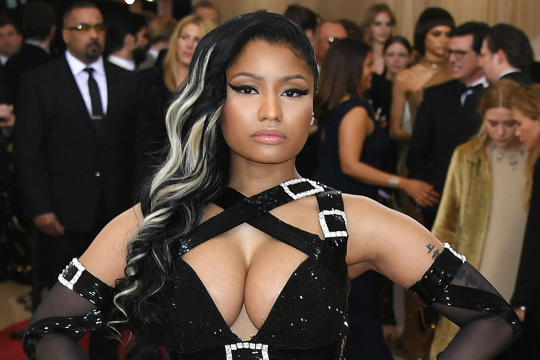 Nicki Minaj on Her Relationship With Meek Mill: 'There's a Boy That Likes Me, That's All' news