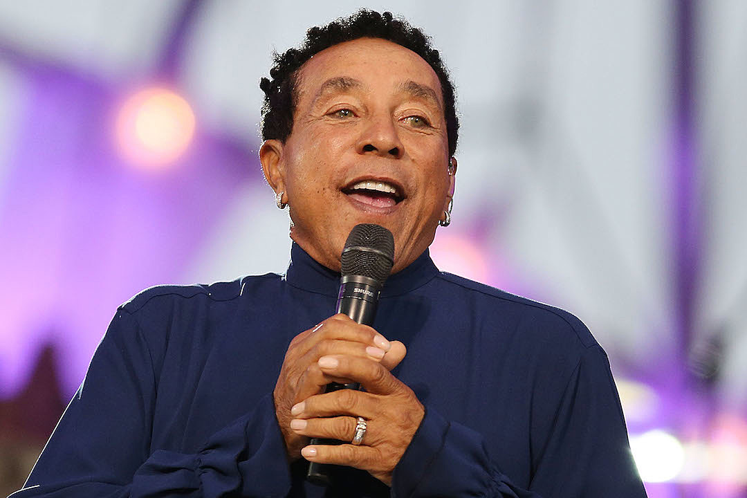 Smokey Robinson And The Miracles I Second That Emotion You Must Be Love