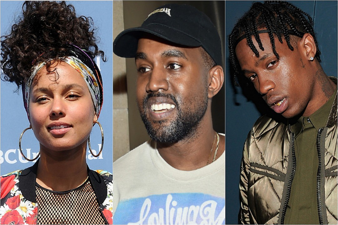 Alicia Keys, Travis Scott and Kanye West Collab on 'In Common' Remix [LISTEN] news
