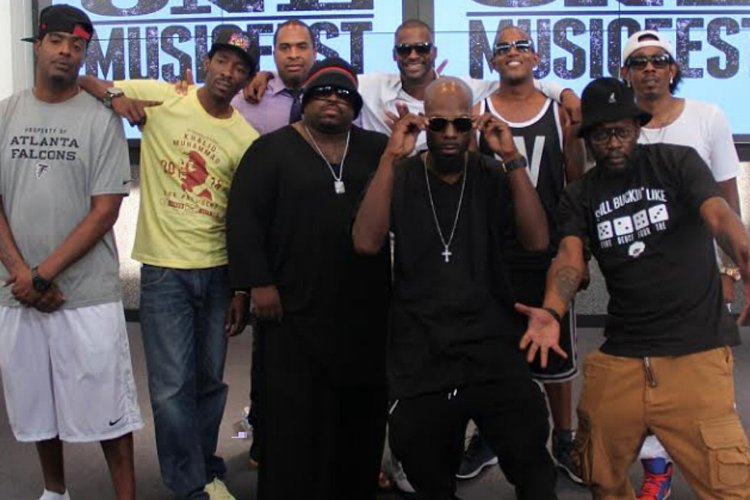 Watch Outkast Reunite With Dungeon Family Onstage in Atlanta news