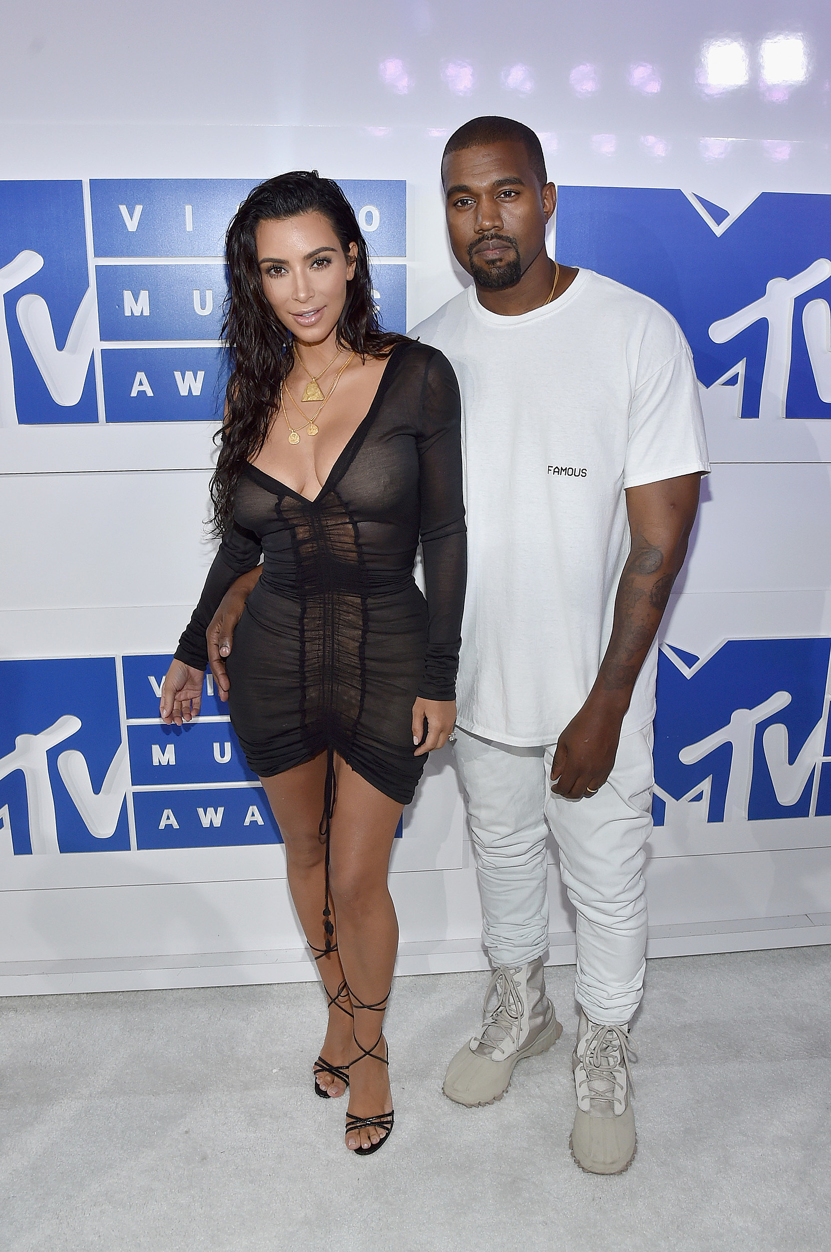 Kanye West Postpones Tour Dates After Kim Kardashian's Paris Robbery news