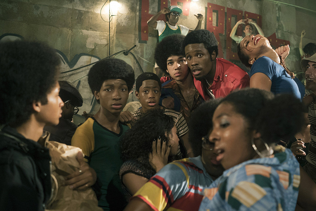 Netflix's 'The Get Down' is Gloriously Gaudy But the Cast Gets the Beat Right news