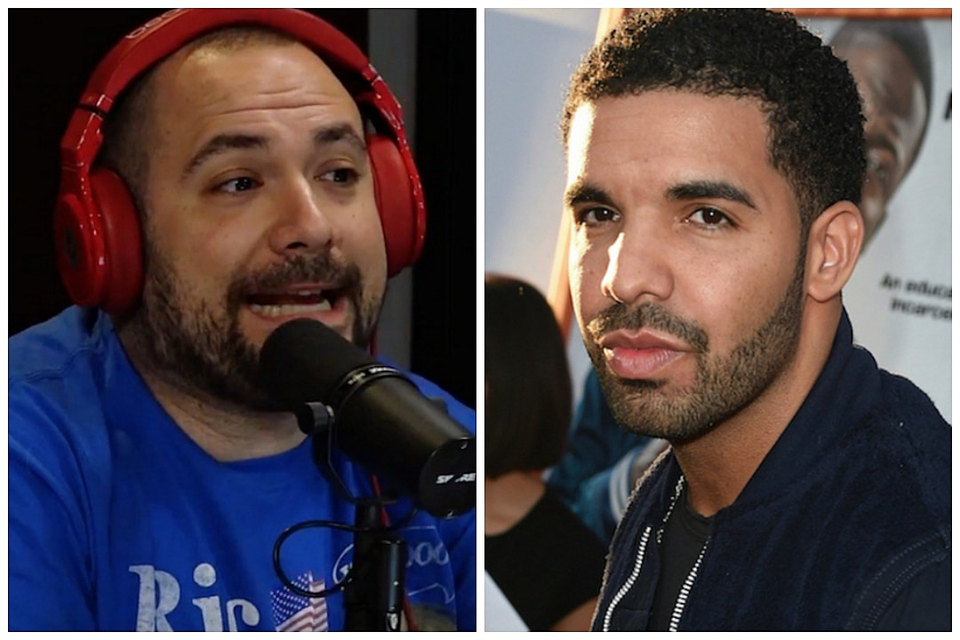 Peter Rosenberg Goes Ballistic on Cop Defending Alton Sterling Shooting [VIDEO] news
