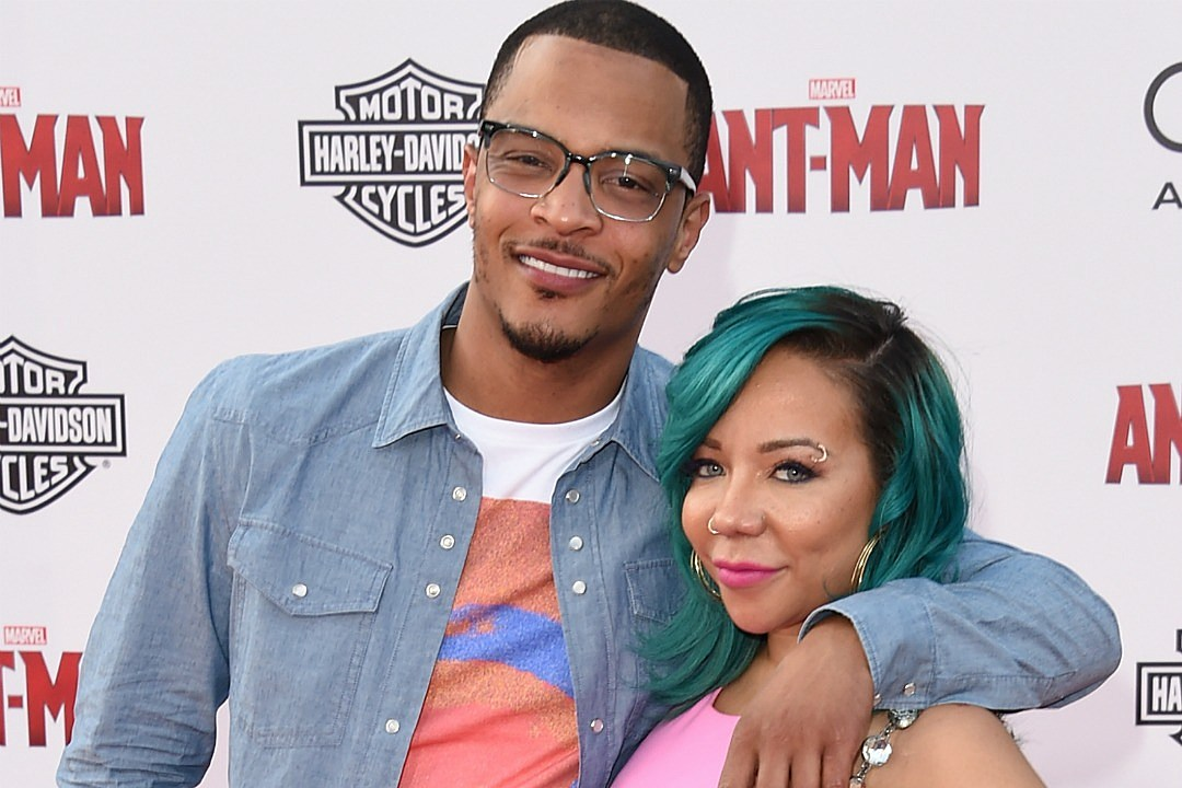 Tiny Says Despite T.I. Cheating Rumors, They're Not Getting Divorced news