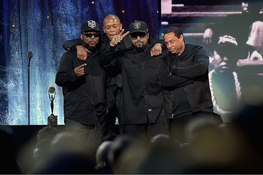 Kendrick Lamar to Induct N.W.A Into Rock and Roll Hall of Fame news