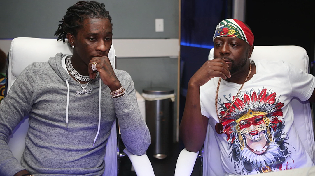 Watch Young Thug Enjoy Swimsuit Parade in 'Turn Up' Video news