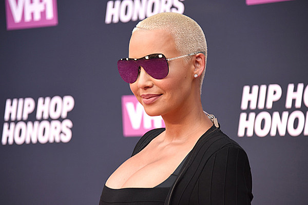 Amber Rose Calls Wiz Khalifa 'The Most Awesomest Dad in the World' news