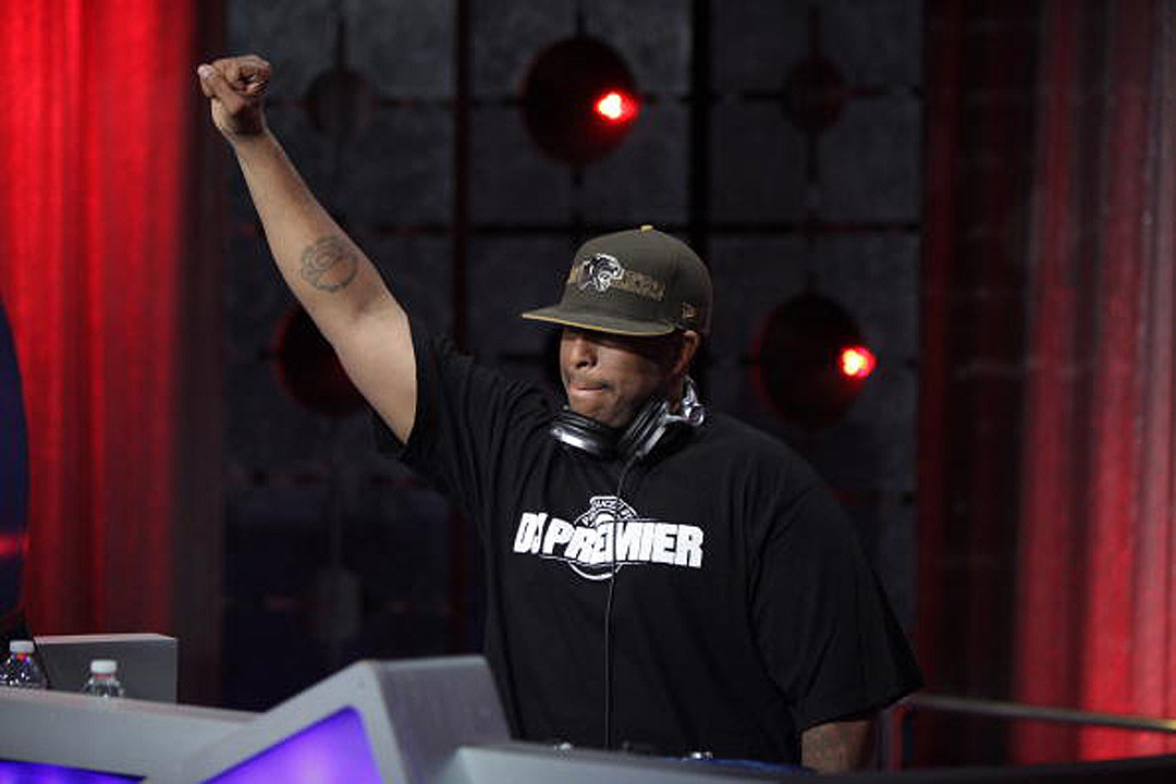 DJ Premier Doesn't Have a Problem with His 'Homie' Lil Uzi Vert: 'We All Good' news