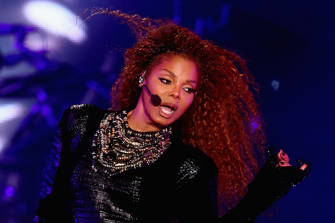 Janet Jackson Shares Rehearsal Photo for 'State  the World Tour: 'I'm So Excited'
