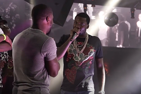 Meek Mill Receives a Beatdown From Drake in This Wrestling Themed Animated Video news