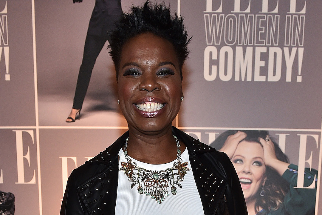 Leslie Jones Makes Glorious Return to Twitter After Cyberattack: 'I Always Get Back Up' news