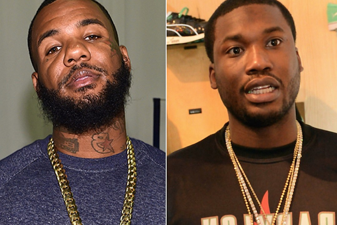 The Game Meek Mill