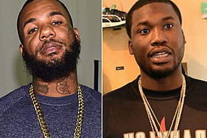 Rapper Game and Meek Mill Trade More Shots at Each Other on Instagram