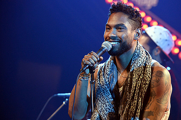 "Miguel and Travi$ Scott Knock Out a Stellar Performance of ""Waves"" on 'Ellen' news"