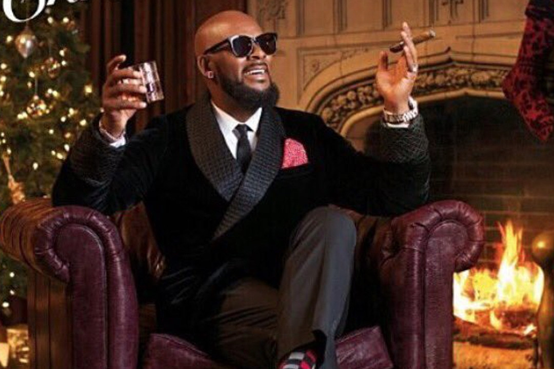 R. Kelly Prepping Holiday Album '12 Nights of Christmas', Unveils ...