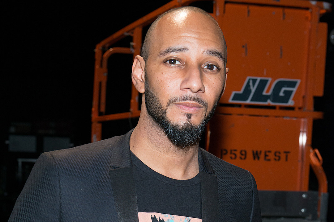 Swizz Beatz Defends Wife Alicia Keys' No Makeup Style at 2016 MTV Video Music Awards news