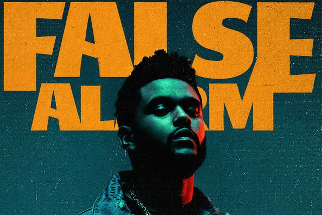 "The Weeknd Shares Intense ""False Alarm"" Video news"