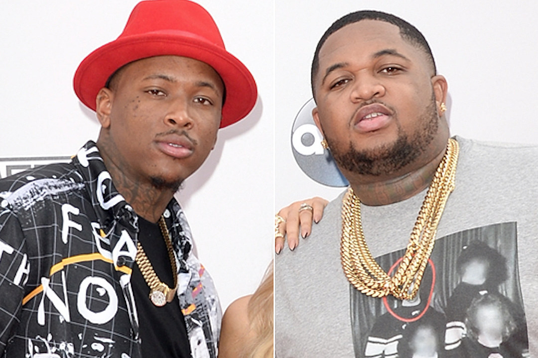 YG and DJ Mustard Celebrate their Reunion: 'This Is Just the Beginning' news