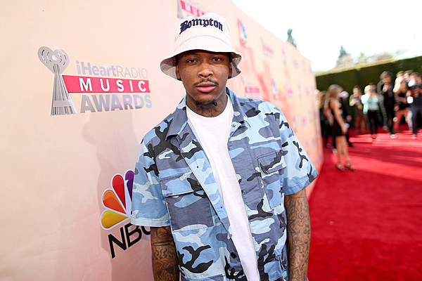 See YG Address 'F k Donald Trump' Song, Uniting 'Blacks and Browns' news