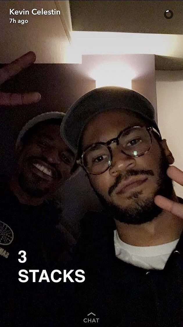 Andre 3000 Was in the Studio With Kaytranada news