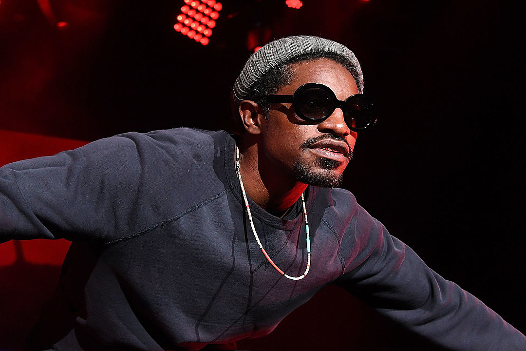 Andre 3000 to Star in New Sci-Fi Film With Robert Pattinson