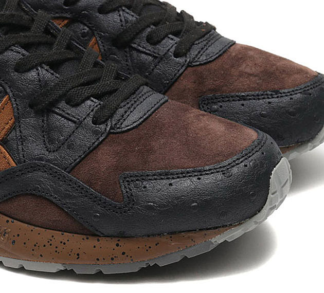 best authentic 8edf1 1d0c7 Asics Gel Lyte V Ostrich Leather Pack