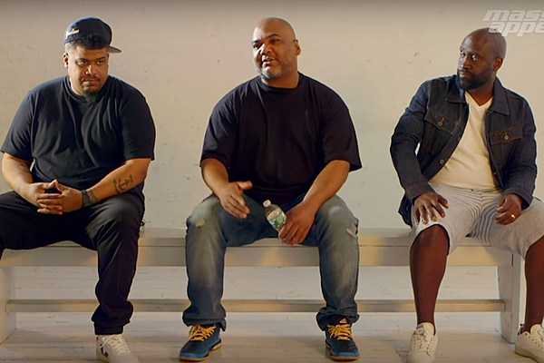 De La Soul Links Up With Estelle and The Roots to Perform 'Memory of… (Us)' [Video] news