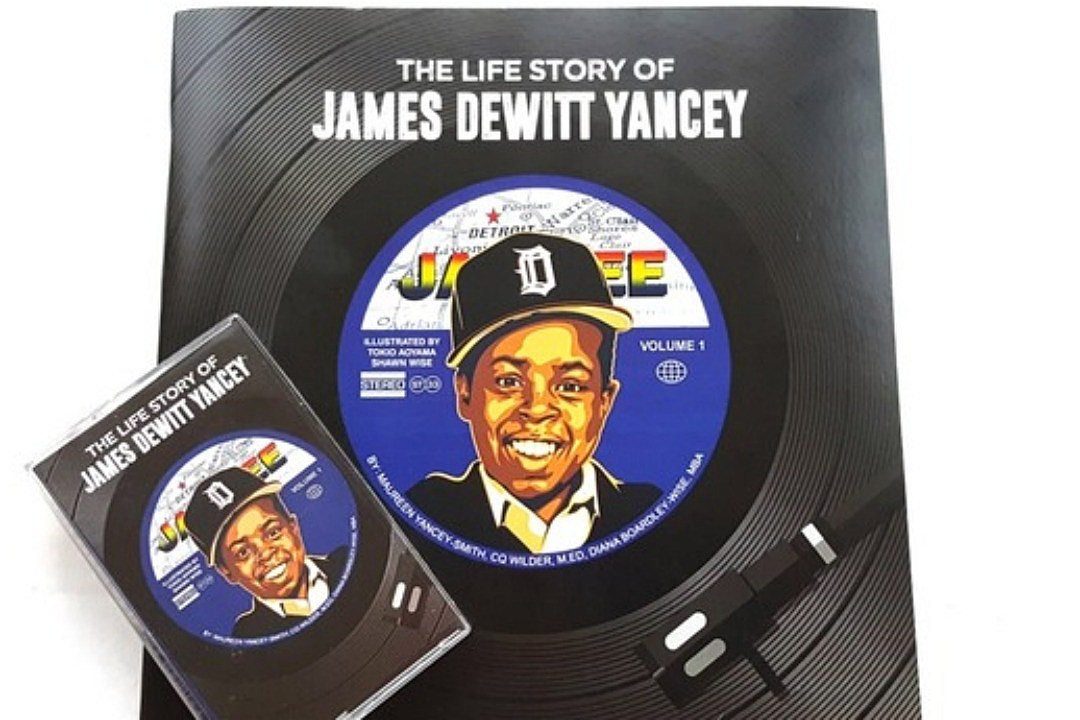 J Dilla Children's Book Tells Late Producer's 'Life Story' news