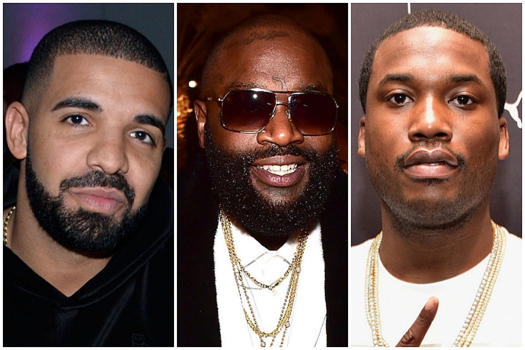 Hear Rick Ross, Meek Mill, Wale's Menacing 'Make It Work' news