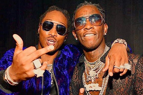 Young Thug Is the First Artist With 3 Top 5 Albums on the Rap Charts in 2016 news