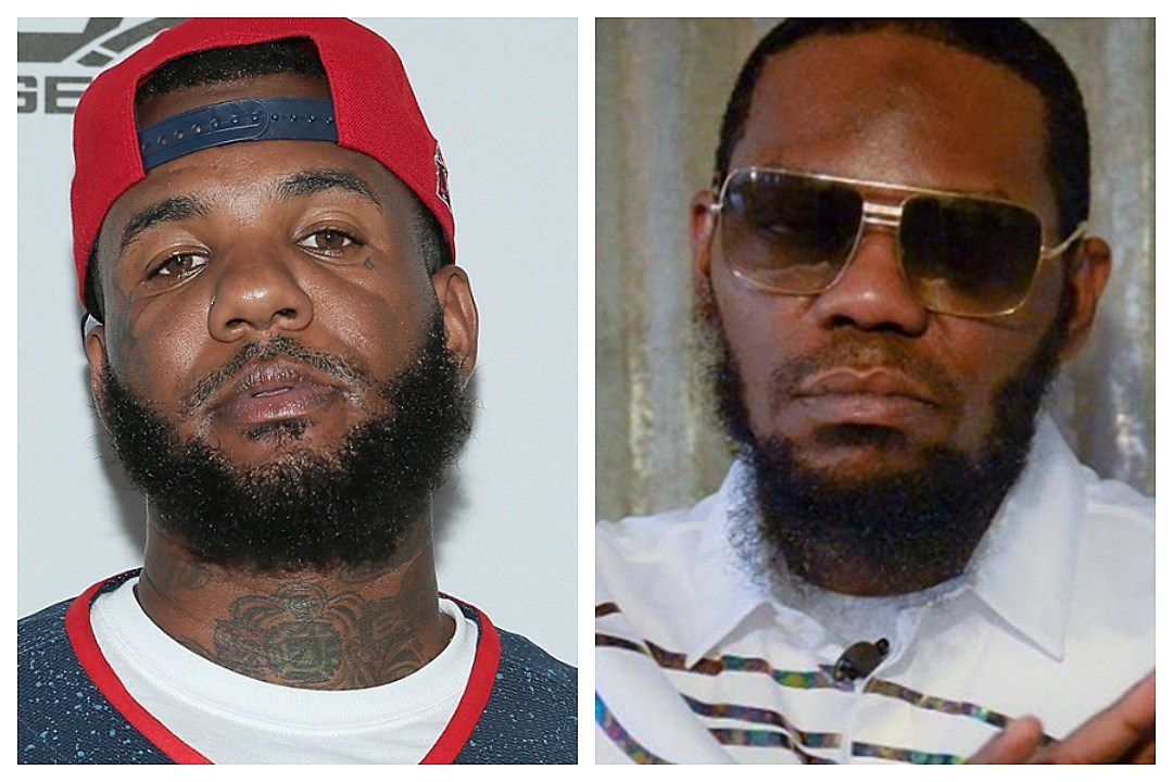 The Game Says He and Beanie Sigel 'Are Good' news