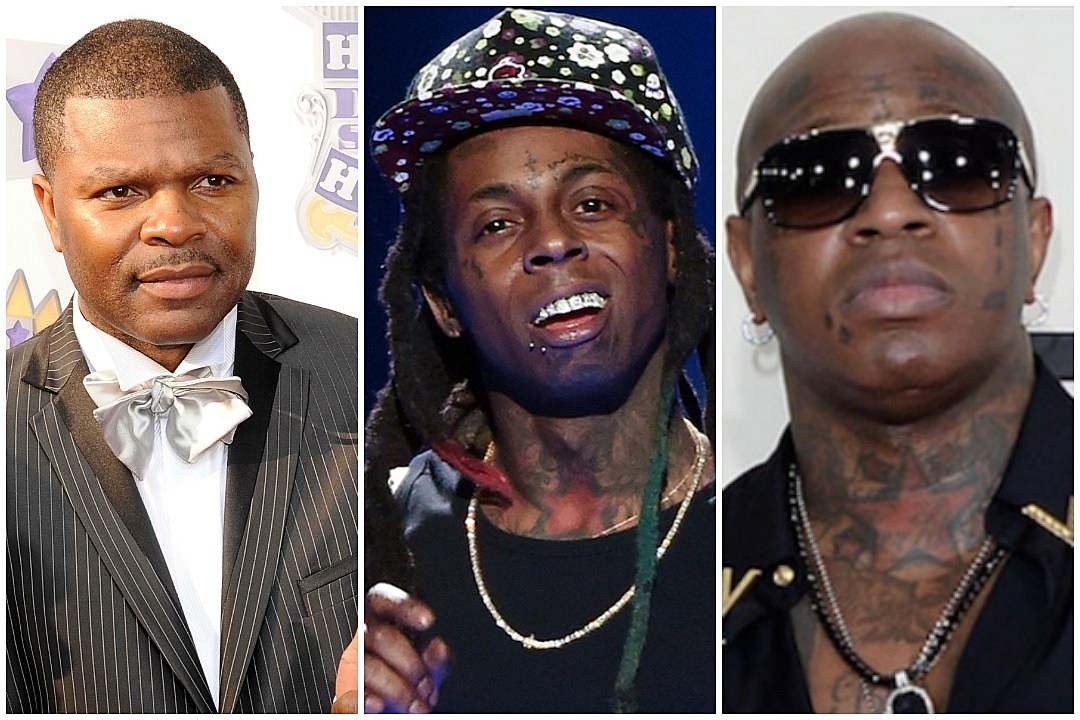 J. Prince Vows to Get Lil Wayne's Money from Birdman: 'Where Wayne Is Weak, I Am Strong' news