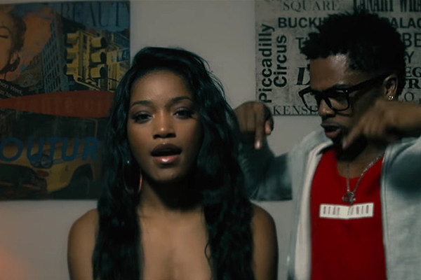 Keke Palmer Ft. Jeremih – Enemiez rnb music videos 2016
