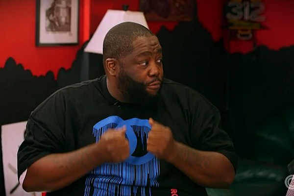 Killer Mike Goes Off in 107.9 Interview About Police Killings: 'Get These Dogs Out of Office' [VIDEO] news