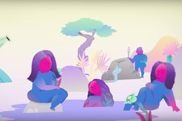 Watch the Avalanches' Vivid New 'Colours' Animated Video news