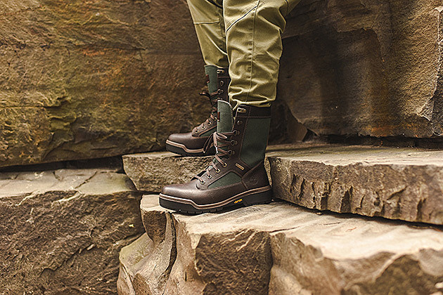 KITH x Timberland Field Boot Hazel Highway Pack news