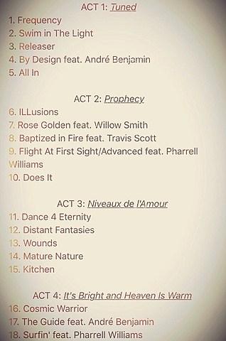 Kid Cudi Recruits Andre 3000, Travis Scott, and Pharrell for His New Album news